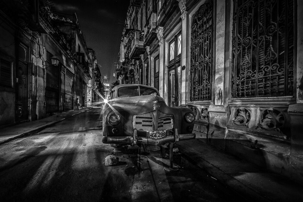 Photographie Broken - YUSUF LIBAN - Tableau photo