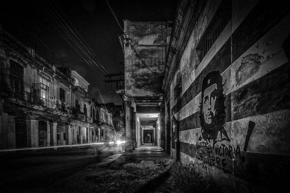 Fotografía Hasta Siempre - YUSUF LIBAN - Cuadro de pintura
