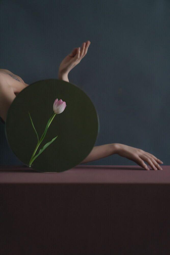 Fotografia BLOSSOM - ZIQIAN LIU - Pittura di immagini