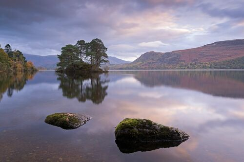 Islands of Cumbria - ADAM BURTON - Kunstfoto