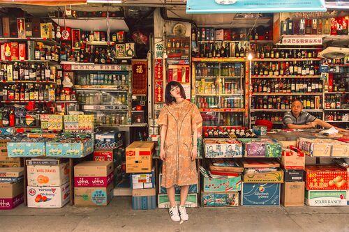TAIPEI SULTRY LOLITA I - AKIF HAKAN CELEBI - Fotografie