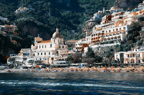 SEEING POSITANO