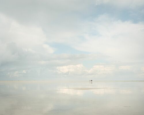 Beach Walk - AKOS MAJOR - Photograph