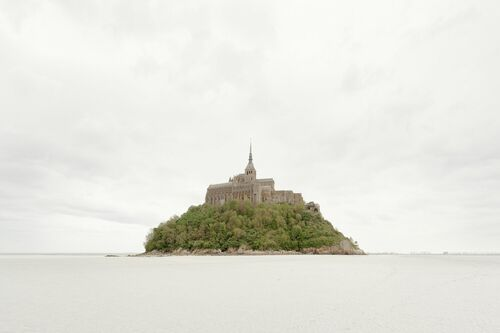 Mont St Michel - AKOS MAJOR - Kunstfoto
