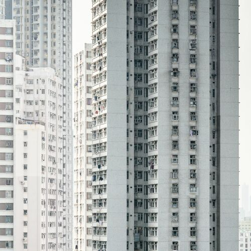 HONG KONG GRADIENTS - ALEXEY KOZHENKOV - Fotografie