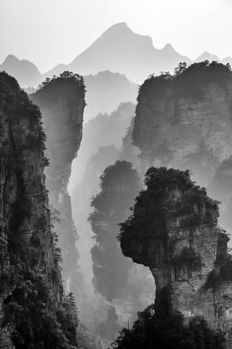 Amazing Zhangjiajie #3 - ALMA  - Photograph