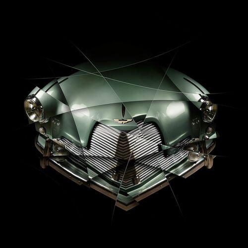 ASTON MARTIN DB2 - AMAURY DUBOIS - Photographie