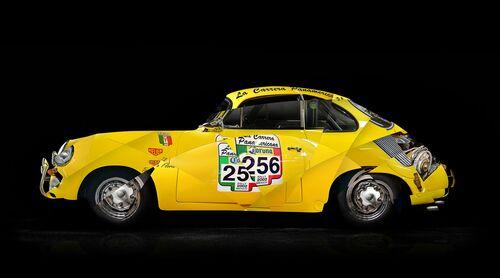 PORSCHE 356 - AMAURY DUBOIS - Fotografie