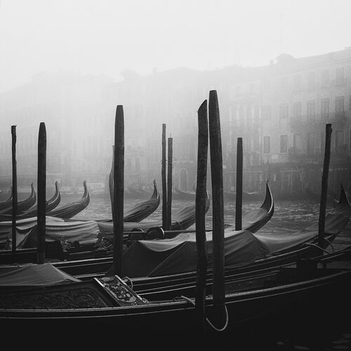FOG IN VENICE PART 1 - ANDO FUCHS - Photograph
