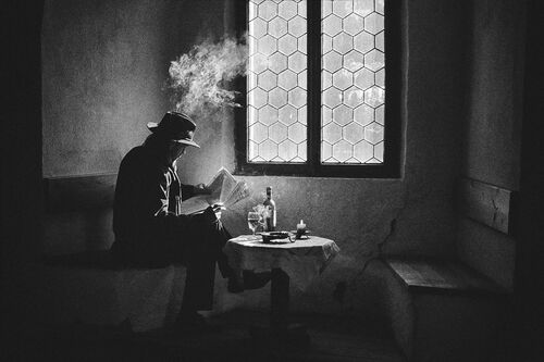 IN THE SILENCE LIES THE POWER PART 1 - ANDO FUCHS - Photograph