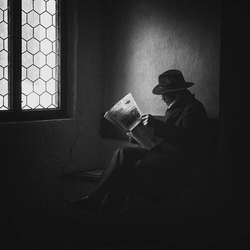 IN THE SILENCE LIES THE POWER PART 3 - ANDO FUCHS - Fotografia