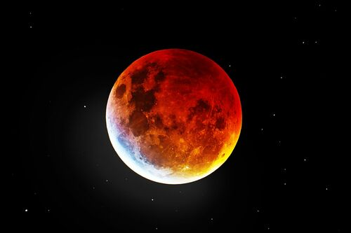 BLOOD MOON - ANDREW MCCARTHY - Photograph