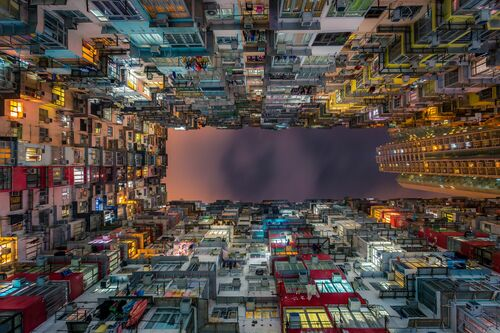 COMPACT CITY 02 - ANDY YEUNG - Photographie