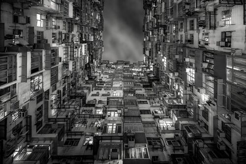 COMPACT CITY 03 - ANDY YEUNG - Photographie