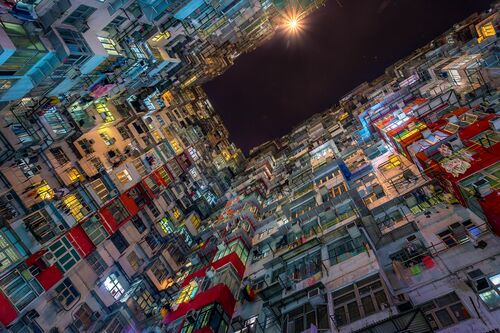 VERTICAL CITY - ANDY YEUNG - Fotografía
