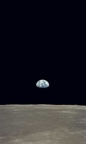 Lever de terre - APOLLO 11 NASA - Photograph