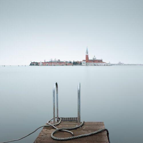 Frozen Venice - ARNAUD BATHIARD - Photograph