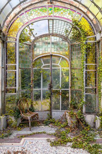 Arche végétale II France - AURELIEN VILLETTE - Photograph