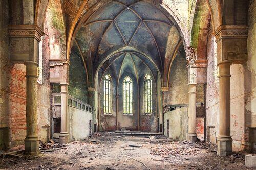 Dogma - Eglise II - AURELIEN VILLETTE - Kunstfoto