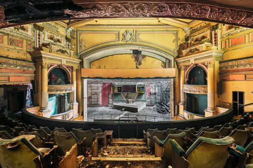 EMPIRE THEATER ANGLETERRE