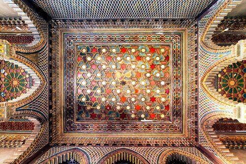 Kaleidoscope Mauresque - AURELIEN VILLETTE - Photograph