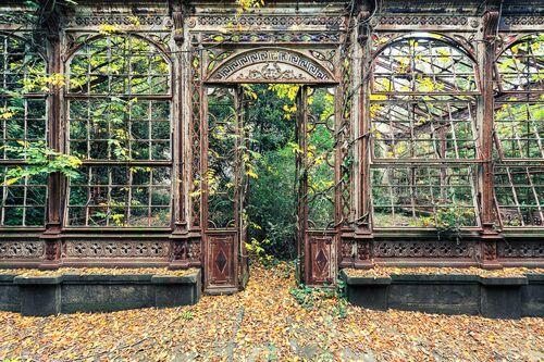 L'arche végétale