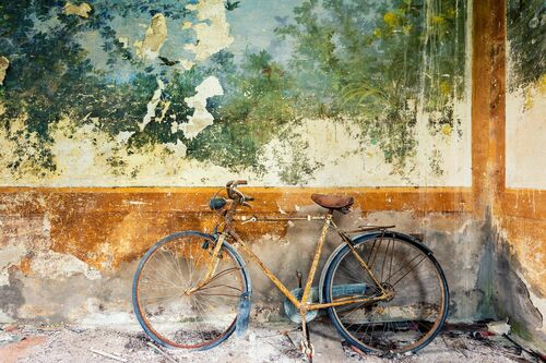 LA BICYCLETTE Italie - AURELIEN VILLETTE - Photograph