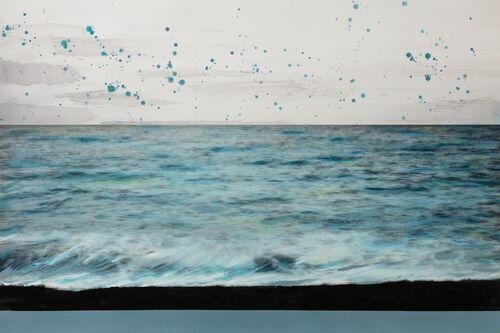 Camaïeu en bleu -  Ava x K - Photographie