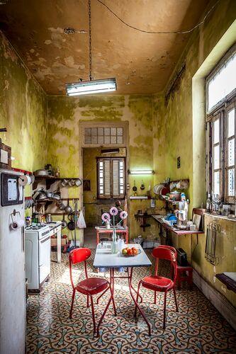 La cucina - BERNHARD HARTMANN - Kunstfoto