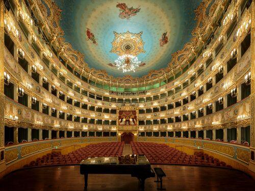 Teatro la Fenice Venezia - BERNHARD HARTMANN - Photograph
