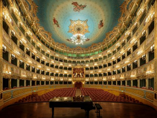 Teatro la Fenice Venezia - BERNHARD HARTMANN - Fotografía
