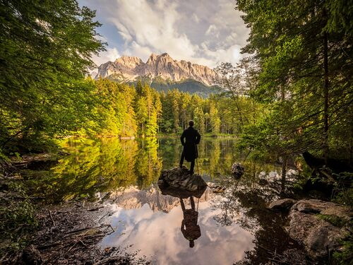 THE WANDERER S JOURNEY IV - BERNHARD HARTMANN - Photograph