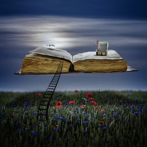 Switchen - CHRISTINE ELLGER - Kunstfoto