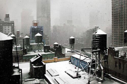 NEW YORK 021 - Christophe  Jacrot - Fotografia