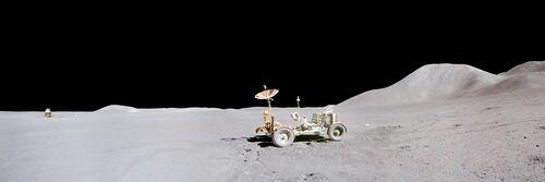 Apollo 15 -  CIEL & ESPACE PHOTOS - Photograph