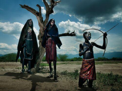 Silent Revolution - CINTIA BARROSO ALEXANDER - Fotografie