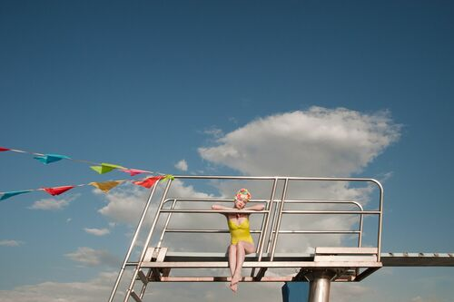 OVER THE RAINBOW III - CRISTINA CORAL - Photographie
