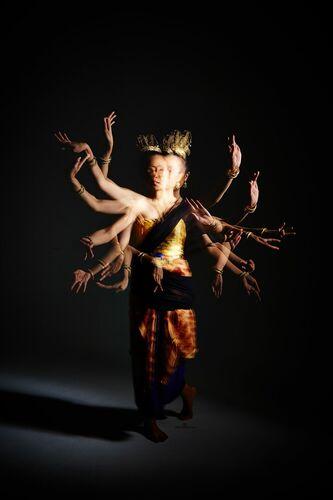 Wrapped - D-JAI KOSIYABONG - Photograph