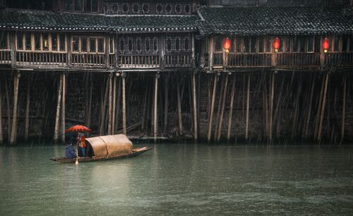 Ancient China - DANIEL METZ - Fotografia
