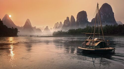 THE LAST TRAVEL - DANIEL METZ - Photograph