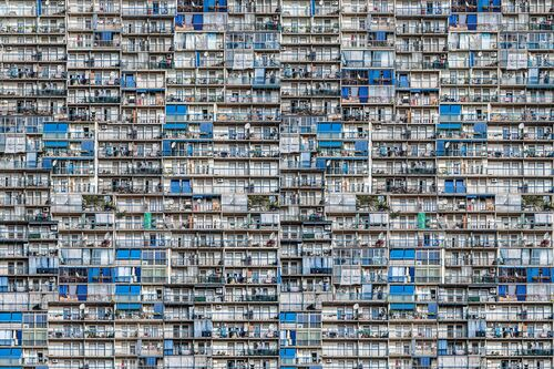 PUBLIC HOUSING, THE FUTURE - DANIELE TACCHINARDI - Photograph