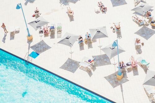 POOL 1 - DAVID BEHAR - Photograph