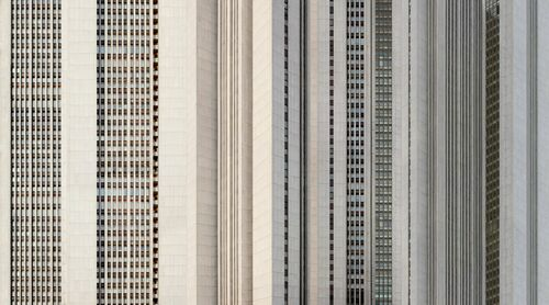 SYMPHONY OF ARCHITECTURAL FORMS 1 - EKATERINA BUSYGINA - Photograph