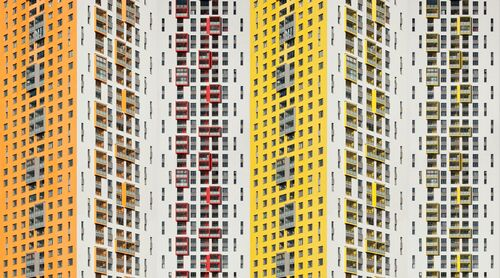 SYMPHONY OF ARCHITECTURAL FORMS 4 - EKATERINA BUSYGINA - Photograph