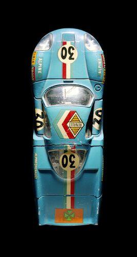 Alpine Renault - EMMANUEL GEORGES - Fotografía