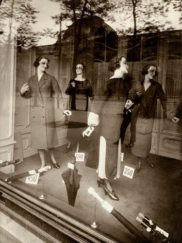 Mannequin, 1925