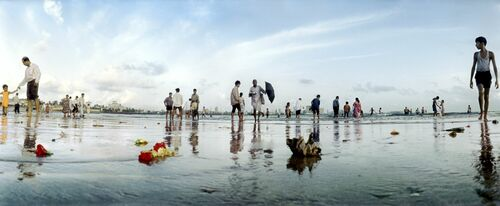 Bombay Blues - FABRICE MALZIEU - Photograph