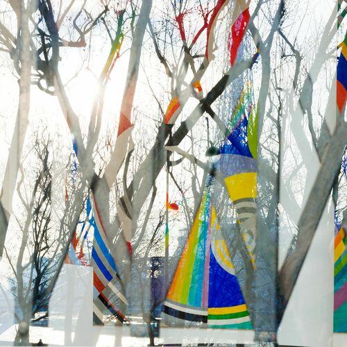 Delaunay mus art mod - FABRICE MALZIEU - Kunstfoto