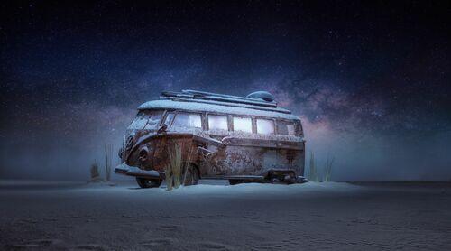 INNER JOURNEY - FELIX HERNANDEZ DREAMOGRAPHY - Photograph