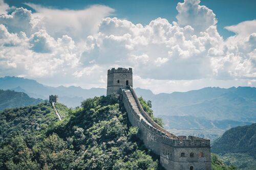 CHINA GREAT WALL - FLORIAN DELALEE - Photographie